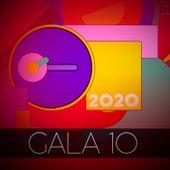 OT Gala 10 (Operación Triunfo 2020) van German Garcia