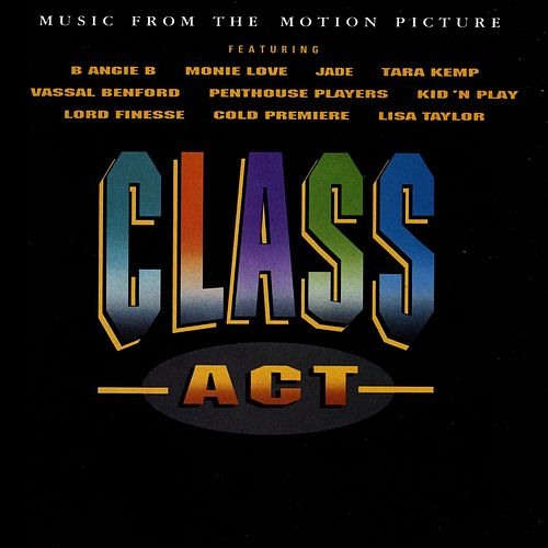 Class Act by Various Artists
