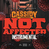 Not Affected Instrumental de Cassidy