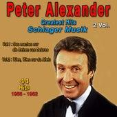 Peter Alexander - Schlager Musik (2 Vol.) (Wien, Wien nur du Allein - Das machen nur die Beine von Dolores) von Peter Alexander