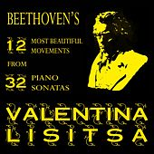 12 Most Beautiful Movements From Beethoven's 32 Piano Sonatas von Valentina Lisitsa