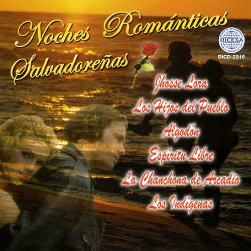 Noches Romanticas Salvadorenas by Various Artists