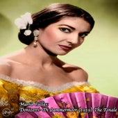 Maria Callas: Donizetti- Di Lammermoor (1959) The Finale van Maria Callas