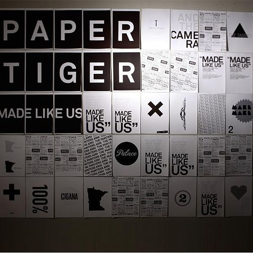 Made Like Us by Paper Tiger