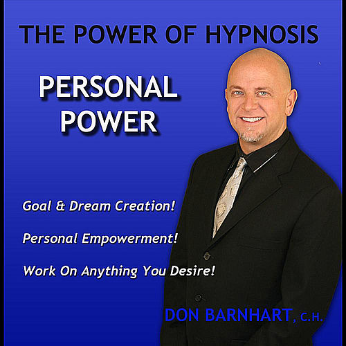 Personal Power Hypnosis by Don Barnhart