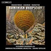 Armenian Rhapsody by Alexander Chaushian