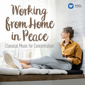 Working from Home in Peace: Classical Tunes for Concentration de Various Artists
