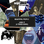 Beautiful People / Lose It (4 Track Demo) de Supergrass