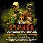 Cypher Conexão Rap Brasil: Estilingada 1 de Função RHK