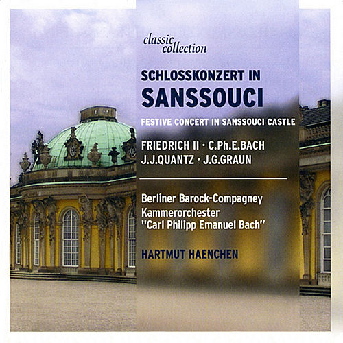 Festive Concert in Sanssouci Castle by Various Artists
