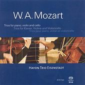 Mozart, W.A.: Piano Trios / Divertimento in B Flat Major by Eisenstadt Haydn Trio