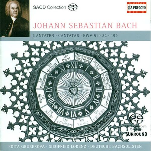 Bach, J.S.: Cantatas - Bwv 51, 82, 199 by Various Artists