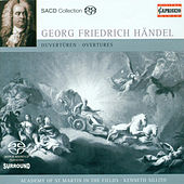 Handel, G.F.: Overtures - Hwv 5, 6, 34, 33, 38, 67 by Kenneth Sillito