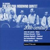 20th Century von Philadelphia Woodwind Quintet