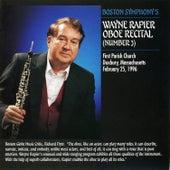 Oboe Recital No. 3 de Wayne Rapier