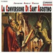 Hasse: La Conversione di Sant'Agostino de Gotthold Schwarz