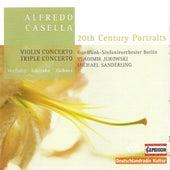 Casella, A.: Triple Concerto, Op. 56 / Violin Concerto, Op. 48 by Various Artists