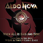 When All is Said and Done by Aldo Nova