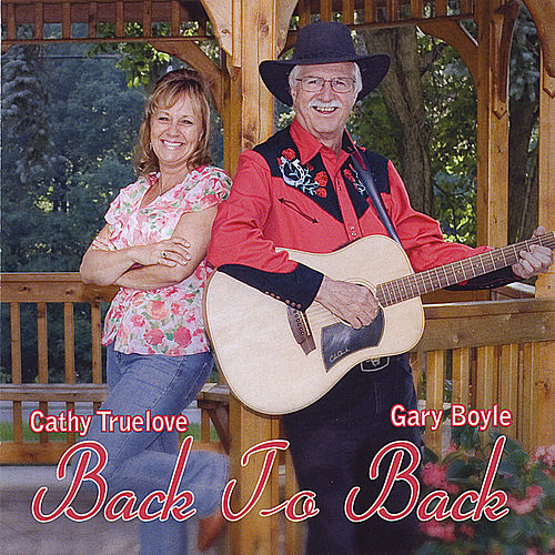 Back to Back by Gary Boyle