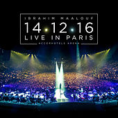 14.12.16 - Live in Paris de Ibrahim Maalouf