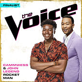 Rocket Man (The Voice Performance) by Cammwess