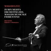 Anton Bruckner: Sinfonia No. 4 Romantica di Orchestra del Maggio Musicale Fiorentino