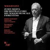 Nikolaj Rimskij-Korsakov, Modest Musorgskij, Aleksandr Borodin di Orchestra del Maggio Musicale Fiorentino