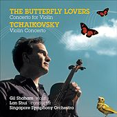 Chen, Gang / He, Zhanhao: The Butterfly Lovers Violin Concerto / Tchaikovsky, P.I.: Violin Concerto de Gil Shaham