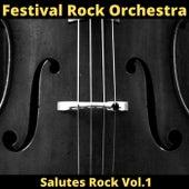 Salutes Rock, Vol. 1 de The Festival Rock Orchestra