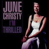 I'm Thrilled de June Christy