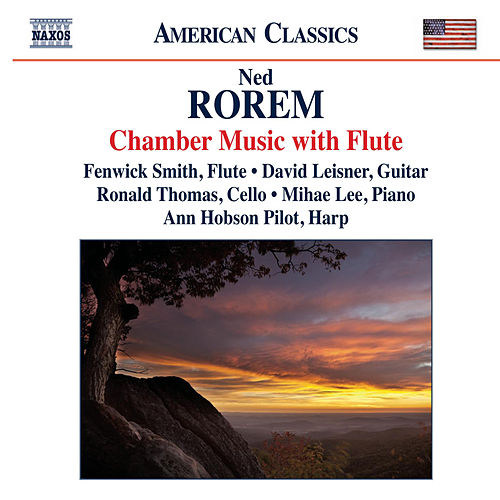 Rorem: Chamber Music with Flute by Fenwick Smith