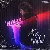 Too Vaild EP by Lil Billzz