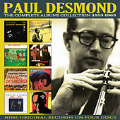 The Complete Albums Collection: 1953-1963 by Paul Desmond