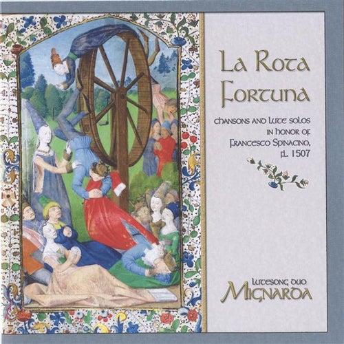 La Rota Fortuna by Ron Andrico