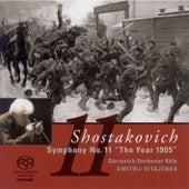 Shostakovich, D.: Symphony No. 11 by Dmitri Kitayenko