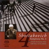Shostakovich, D.: Symphony No. 4 by Dmitri Kitayenko