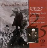 Shostakovich, D.: Symphonies Nos. 2, 5 by Dmitri Kitayenko