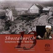 Shostakovich, D.: Symphony No. 13 by Dmitri Kitayenko