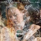 Portal Stone von Annette Odimer - Love Your Way