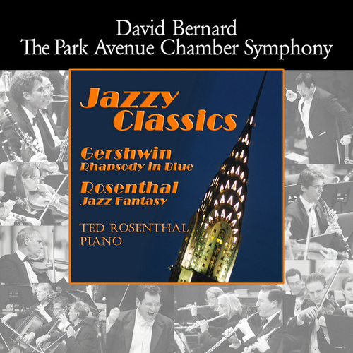 Jazzy Classics by Ted Rosenthal