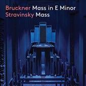 Bruckner: Mass No. 2 in E Minor - Stravinsky: Mass von Rundfunkchor Berlin