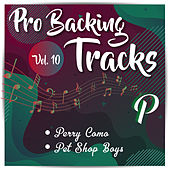 Pro Backing Tracks P Vol.10 by Pop Music Workshop