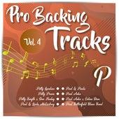 Pro Backing Tracks P, Vol.4 by Pop Music Workshop