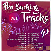 Pro Backing Tracks P, Vol.16 by Pop Music Workshop