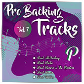 Pro Backing Tracks P, Vol.7 by Pop Music Workshop