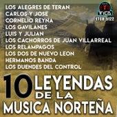 10 Leyendas de Musica Norteña de Various Artists