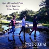Folklore (en vivo) de Gabriel Posada - EL PROFE
