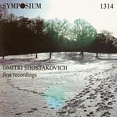 Shostakovich: First Recordings by Various Artists