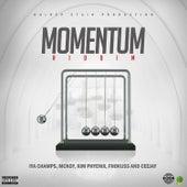 Momentum Riddim de Various Artists