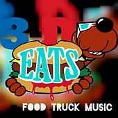 3-D Eats Food Truck Music de Jibba The Gent